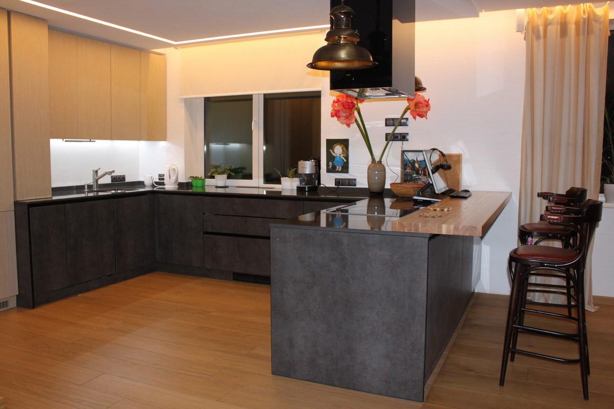 Проект меблів - Кухня