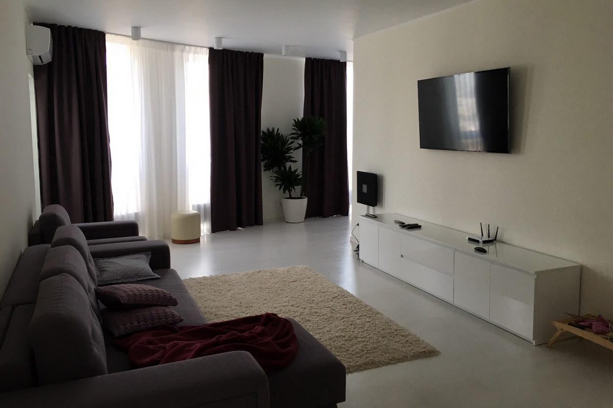 Проект меблів - ТВ Зона